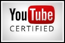 "Fabrice Courdesses obtient la Certification Youtube pour ""Audience Growth"""