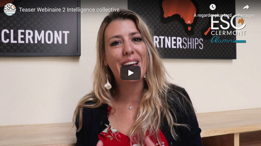 Webinaire 2 : Comment mobiliser l'intelligence collective ?